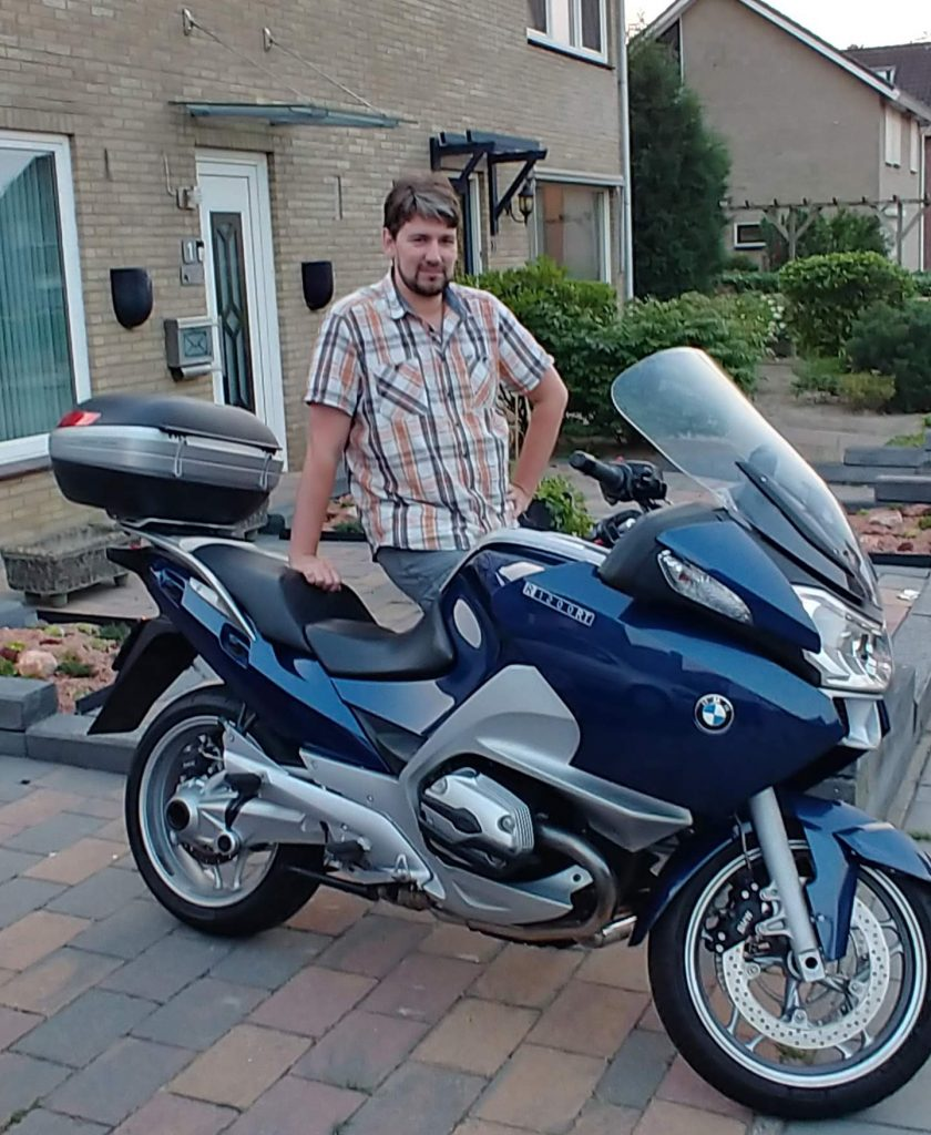 Me and my R1200 RT