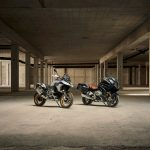 BMW R1250 RT and GS